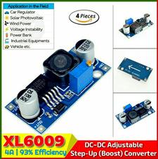 DC Step Up Converter XL6009  4pcs