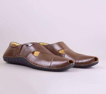 APEX Mens Ankle Strap Sandal
