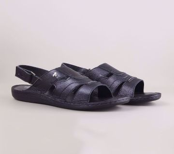 APEX Mens Leather Sandal