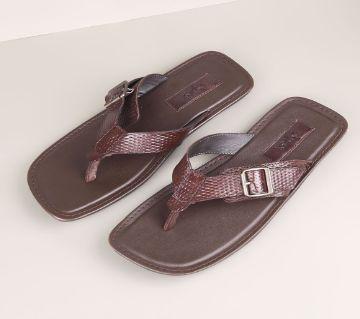 ONLINE EXCLUSIVE APEX Mens Toe Post Sandal