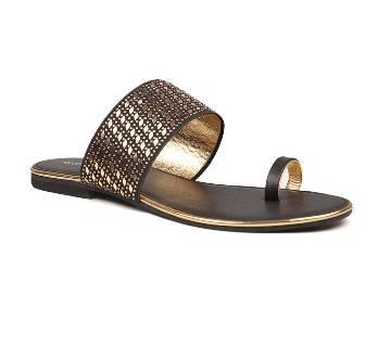 NINO ROSSI Ladies Flat Sandal by Apex - 62517A50
