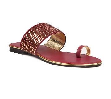 NINO ROSSI Ladies Flat Sandal by Apex - 62557A50