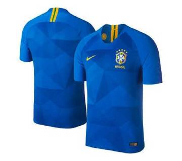 Brazil Away Jersey FIFA World Cup 2018 - Half Sleeve