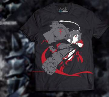 Fullmetal Alchemist টি-শার্ট