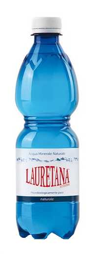 Lauretana Natural Mineral Water 500 ml