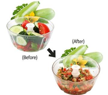 Multifunctional Vegetable Chopper