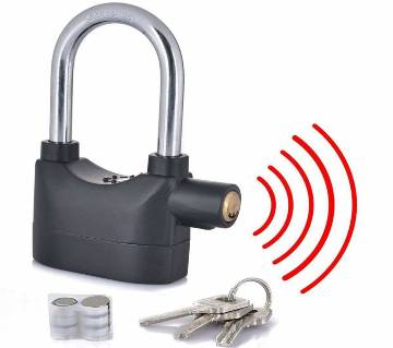 Digital Security Alarm Lock