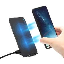 Baseus Qi Wireless Charger Pad Charging Dock for iPhone & Samsung