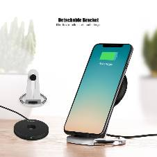 HOCO Qi Wireless Charging Pad Stand Desktop Holder