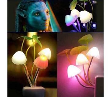 LED Mushroom Night লাইট