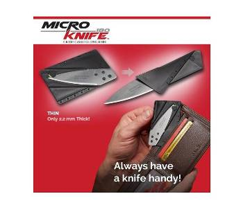 2 PAck Micro Polding Knife