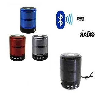 Metal BlueTooth Speaker WS-887