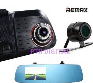 Remax DVR Mirror Car Camera Cam Recorder Full HD