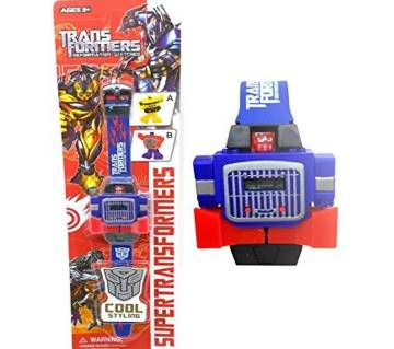Transformers Watch For Kids