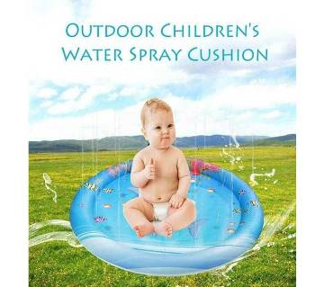 Round Sprinkle & Splash Baby Water Play Mat