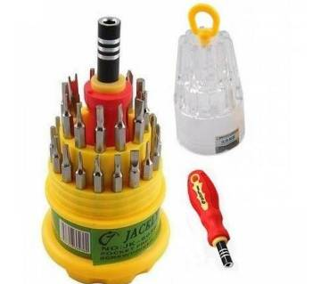 31 in 1 Multifunction Screwdriver