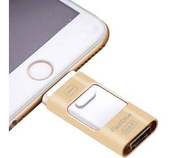 Apple 3-in-1 Mobile USB Flash Drive 32 GB