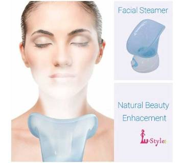 New Facial sauna with steam inhaler