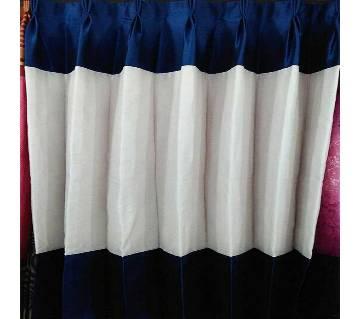 Curtain with kuchi design