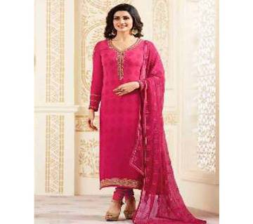 Unstitched Nazakat Salawar Georgette Suits by Vinay Fashion