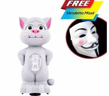 ফ্লাশ ইলেকট্রিক টম ক্যাট (Vendetta মাস্ক ফ্রি!)