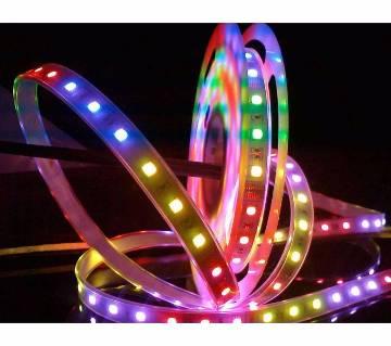 ওয়াটারপ্রুফ RGB LED স্ট্রিপ ফুল সেটাপ