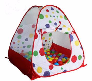Toy House For Kids With Balls