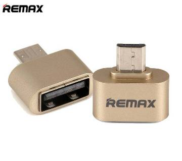 Remax micro usb to otg adapter