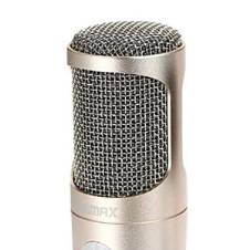 REMAX Wired RM-K02 Microphone - Rose Gold