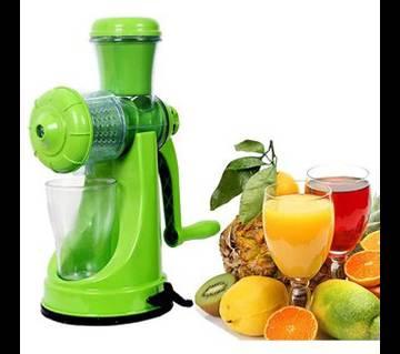 hand liquid mixer