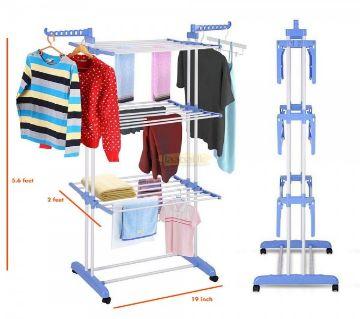 3 Layer Clothing Rack