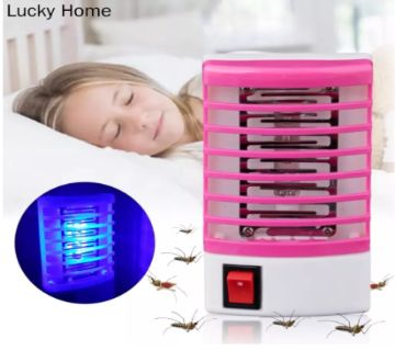 Electric Mosquito Killer Lamp-Multi Color