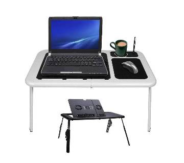 Laptop Table Cooling Table