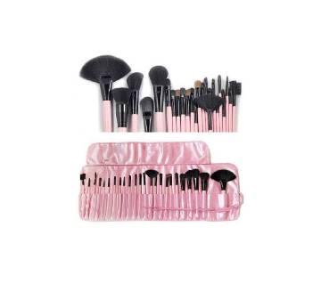 Vander Soft Eyebrow Shadow Makeup Brush Set - 32pcs