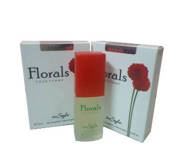পকেট পারফিউম -Florals (India) ফর উইমেন