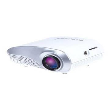মিনি HD মাল্টিমিডিয়া LED TV প্রোজেক্টর