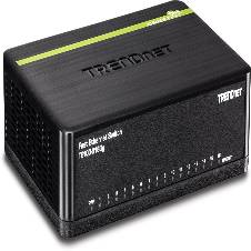 16-PORT 10/100 MBPS GREENNET SWITCH
