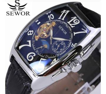 Sewor Mechanical Analog Men Wrist watch (Original)