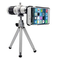 Universal 12x Zoom Telescope Lens For Mobile Phone
