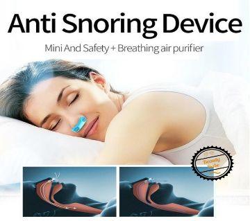 2 in 1 Anti Snore Nasal Air Purifier Sleep Tool