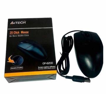 A4 Tech USB Mouse
