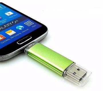 16 GB OTG Smartphone Pen drive-1 pc