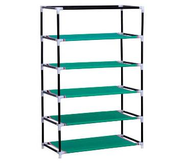 5 layer shoe rack