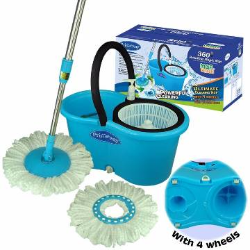Magic Mop Floor Cleaner With Bucket