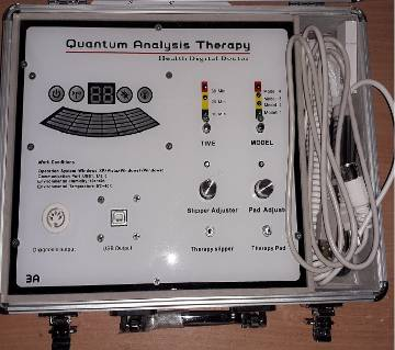 QUANTUM MAGNETIC ANALYZER Machine