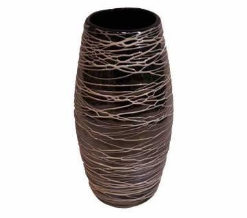 ceramic made flower vase