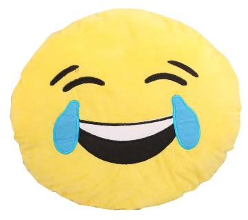 TEAR EMOJI PILLOW