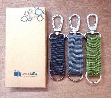 Tactical Keychain Large- Multi Color