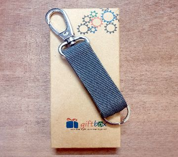 Tactical Keychain Large- Grey