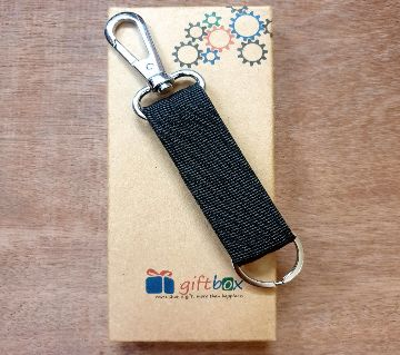 Tactical Keychain Medium- Black